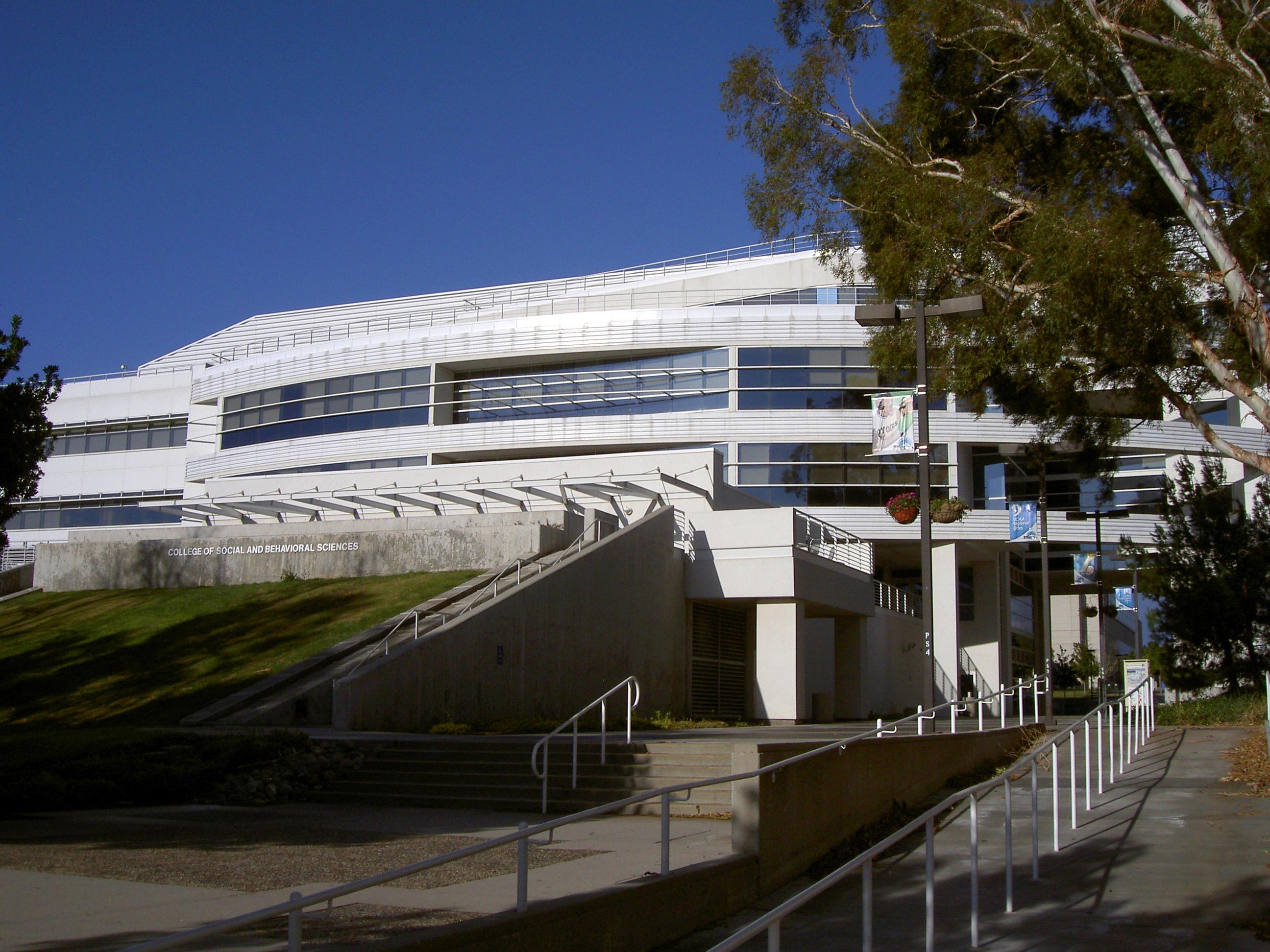 California State University at San Bernadino Social and Behavioral Sciences