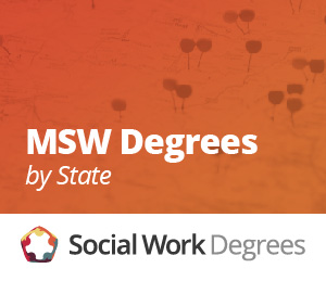 View MSW Programs by State